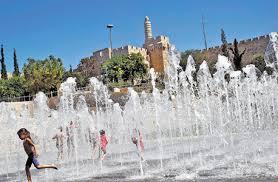 POWER in Jerusalem